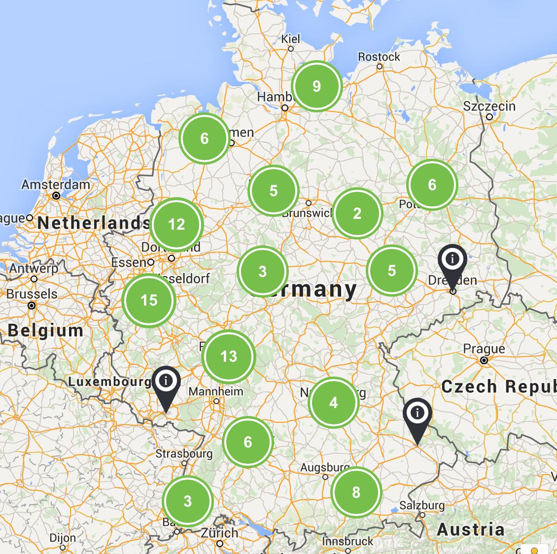 kinderwunschkliniken deutschland